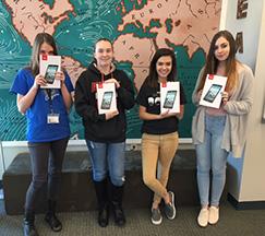 Clariden Verizon App Challenge Winners